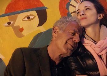 Любовната история на Антъни Бурдейн и Азия Ардженто в снимки