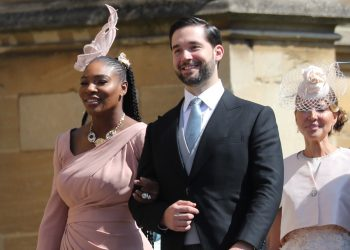 1 година съпруг и съпруга – принц Хари и Меган в деня на сватбата си, преди година (СНИМКИ)