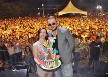 Слаткаристика празнува рождения си ден на One Love Tour в Струмица