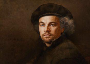Леонардо Ди Капиро Още един от автопортретите на Рембранд от 1660.