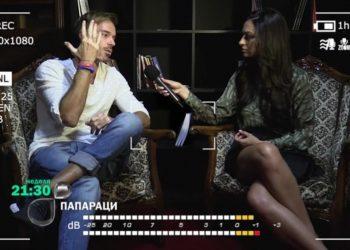 Ники Илиев откровено за болеста си, Саня и предстоящия му филм