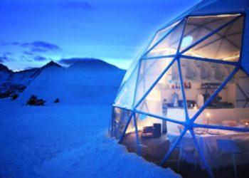 Изумителните хотели, в които се сливате с природата (СНИМКИ)