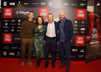 """Препълнена кино-зала във Варна аплодира премиерата на """"18 % СИВО"""""""