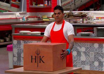 Георги е първият готвач с авторско ястие в Hell's Kitchen България