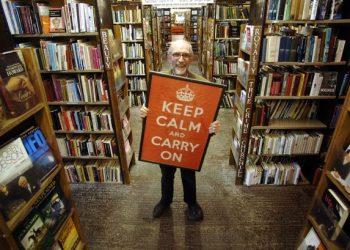 Keep Calm and Carry On: историята на плаката, който казва всичко