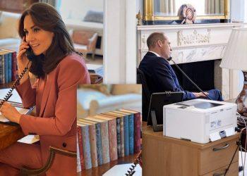 Какво чете Кейт Мидълтън – всички полудяха по книгите на бюрото й