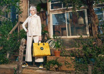 Вечната Джейн Фонда е новото лице на Gucci