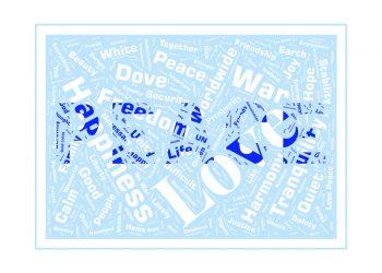 "Галерия Monev Contemporary представят: Браян Дейли и неговия мултимедиен проект ""WORDS"""