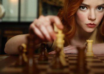 The Queen's gambit: Шахът като метафора за живота