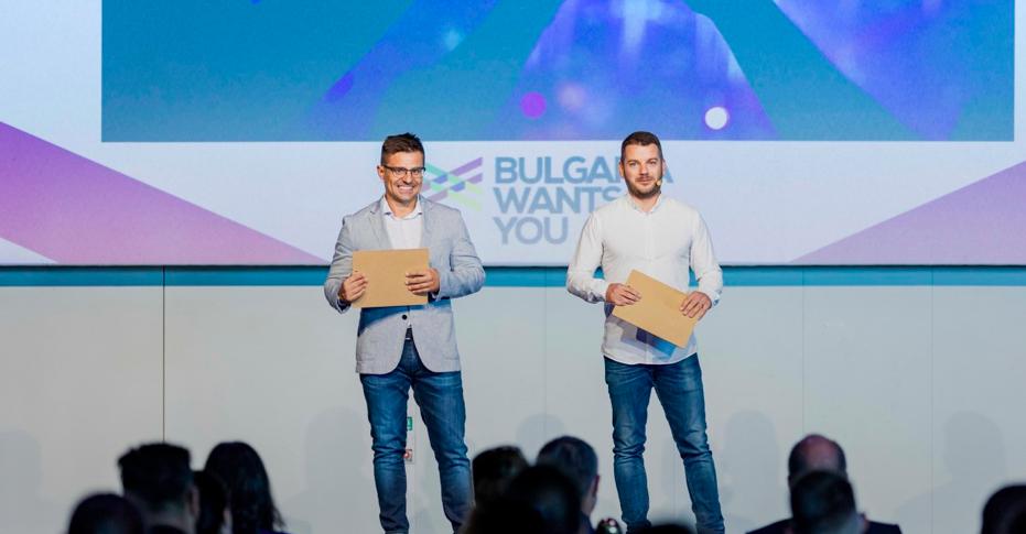Иван Христов, Андрей Арнаудов/ Bulgaria Wants You